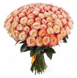 Роза Свитнесс 101 штук